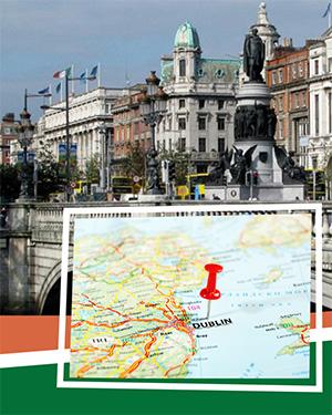 Aprender inglés en Dublín, Marino Institue