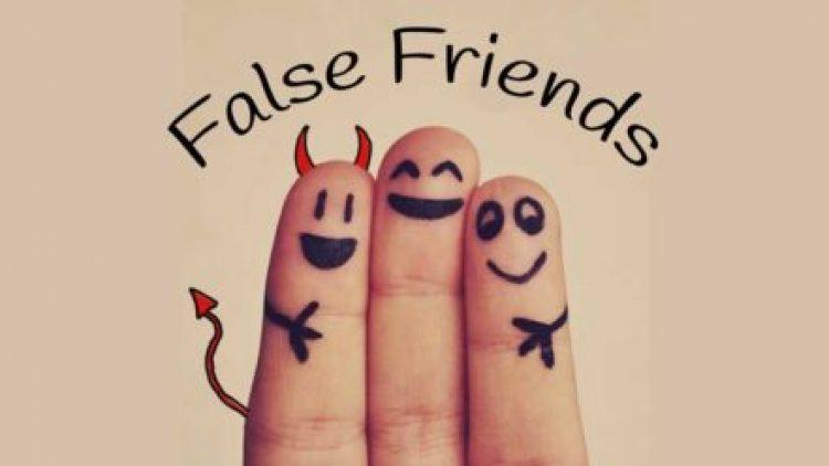 Aprende inglés fácil: FALSE FRIENDS.