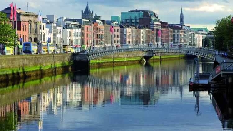 Dublín entre los 21 Mejores Destinos del Mundo.