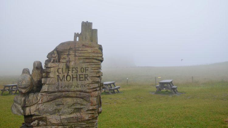 Excursión a los Cliffs of Moher